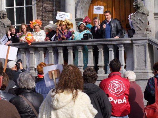 17 Oktober werelddag van verzet tegen Extreme Armoede in Breda