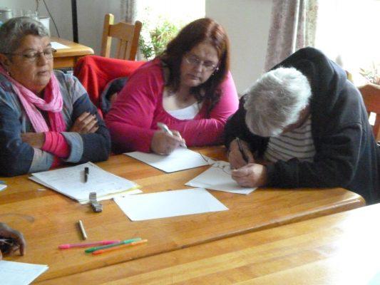 Schrijfworkshops op 't Zwervel