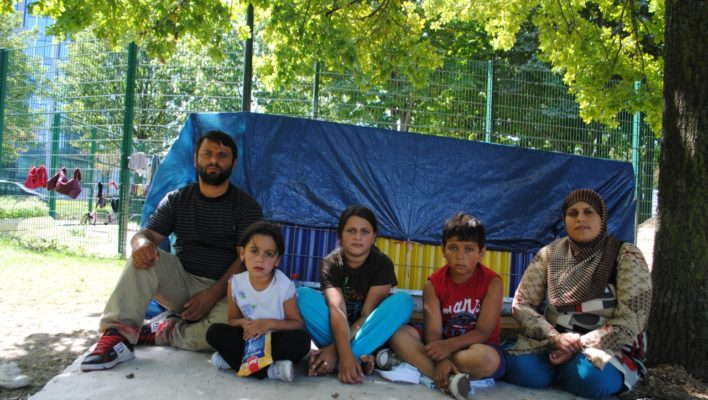 asielzoekers-opvangcrisis